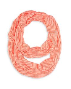 Foulard tube snood fluo