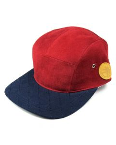 Casquette 5 panel chili pepper