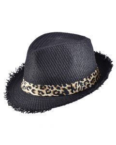 Trilby paille Cobo