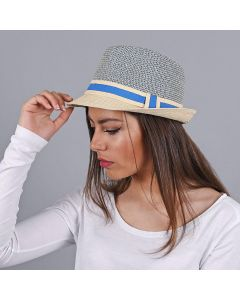Trilby paille Maestria